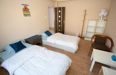 Dorje Chang – Blue Room